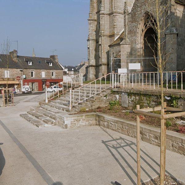 Requalification du bourg de Plouaret