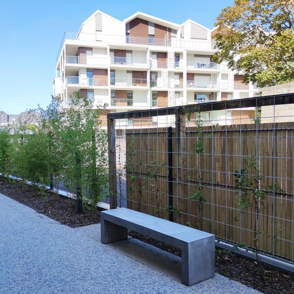 SUNDECK – Construction de 90 logements et d'une maison de quartier à Saint-Malo