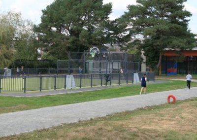 Etude préalable à la réalisation d'un projet de parc et maîtrise d'œuvre, ville de Saint-Aubin-du-Cormier