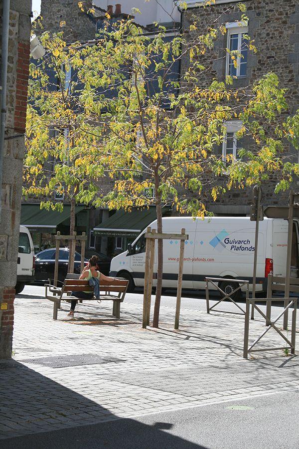 Atelier INEX, Lamballe Etude requalification du centre ville historique