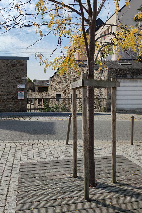 Atelier INEX, Lamballe étude requalification centre ville historique