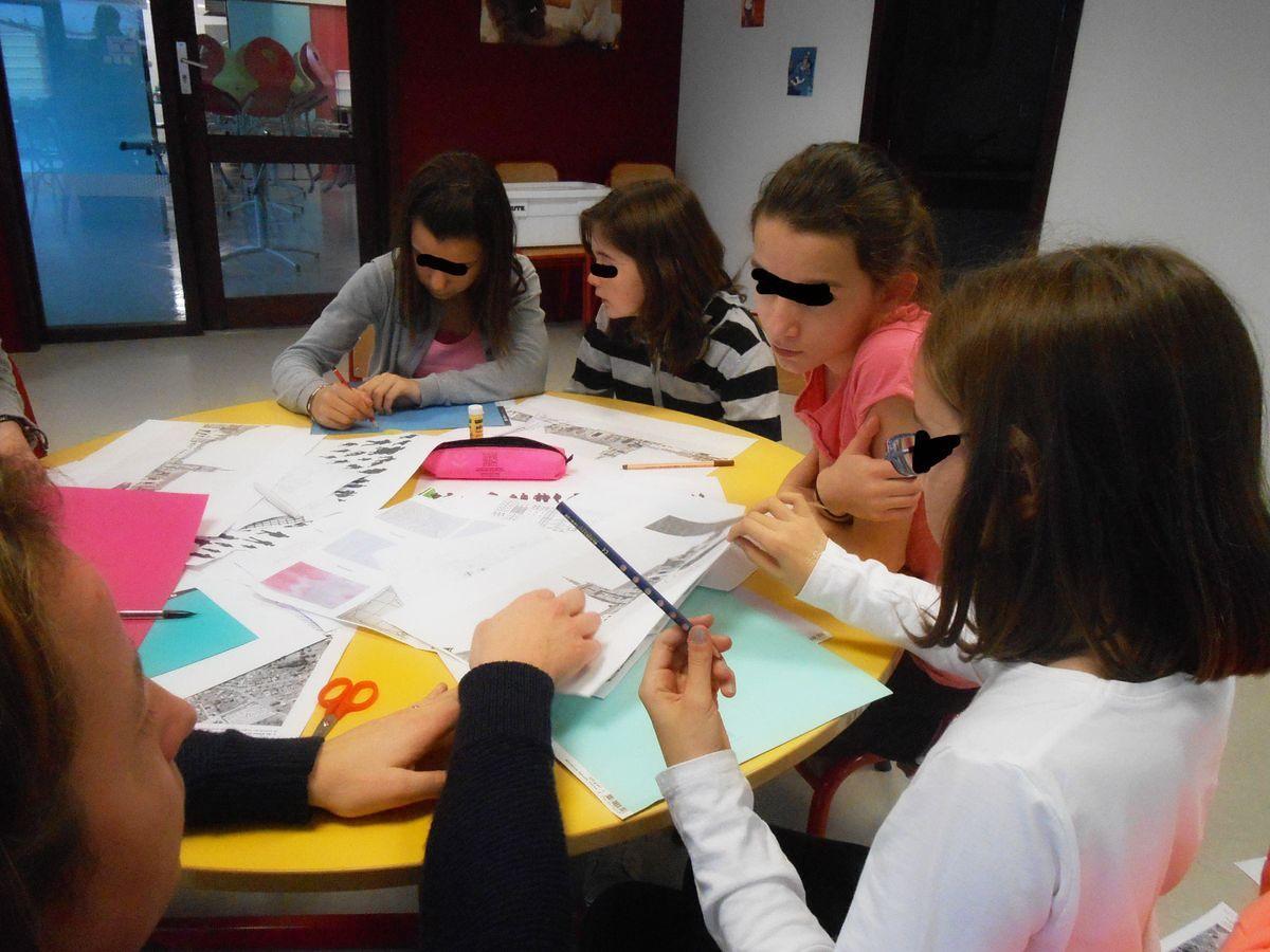 Atelier participatif Plouaret pour l'aménagement du centre ville