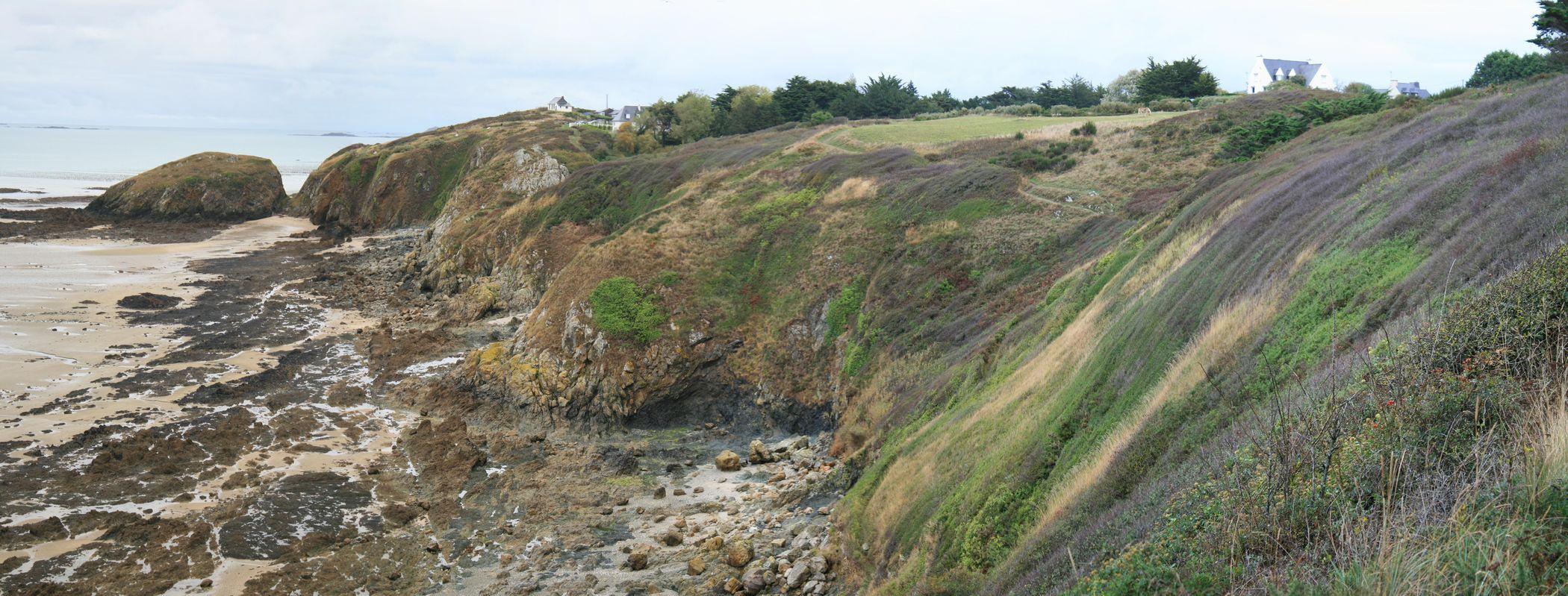 La Cotentin et les falaises de Planguenoual - Atelier INEX